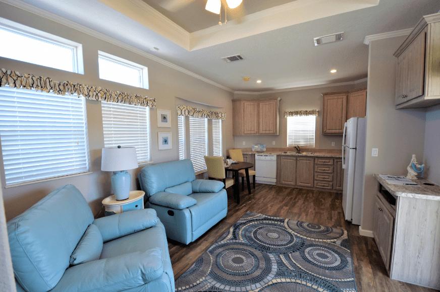 Park Model Home For Sale Interior