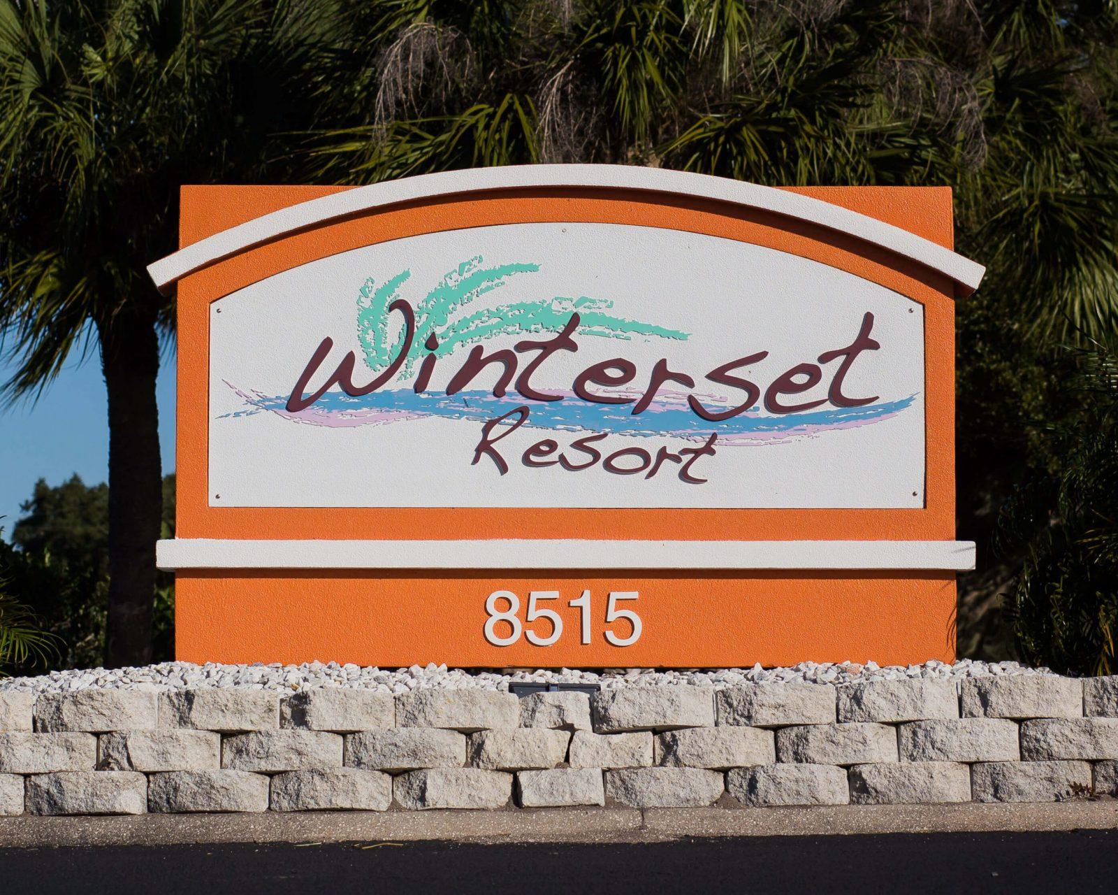 RV Resort in Palmetto, Florida