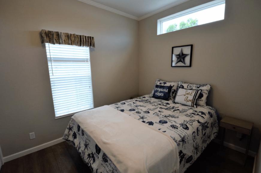 Park Model Bedroom